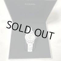 シャネル(CHANEL)値下セール! J12ウォッチ/33mmマザーオブパール8ダイヤモンド