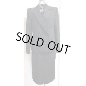画像1: マックスマーラ(MaxMara) 値下セール!ブラックスーツ